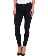 7 For All Mankind - The Ankle Skinny in Lilah Blue Black