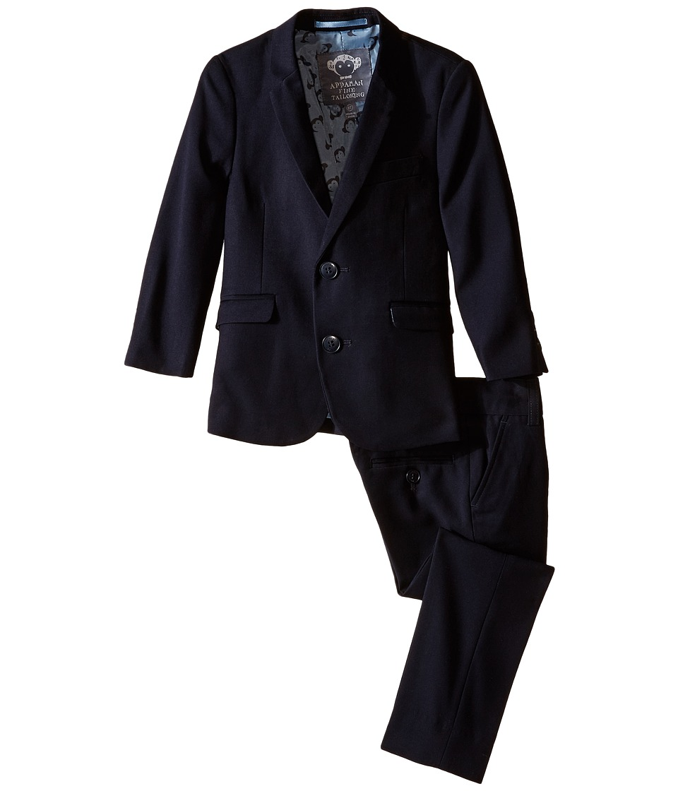 Appaman Kids - Two Piece Lined Classic Mod Suit