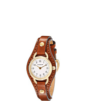 COACH - Dree Leather Strap Watch