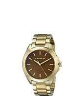COACH - Tristen Precious Stone Dial Bracelet Watch