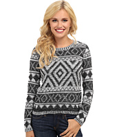 Lucky Brand - Jacquard Pullover