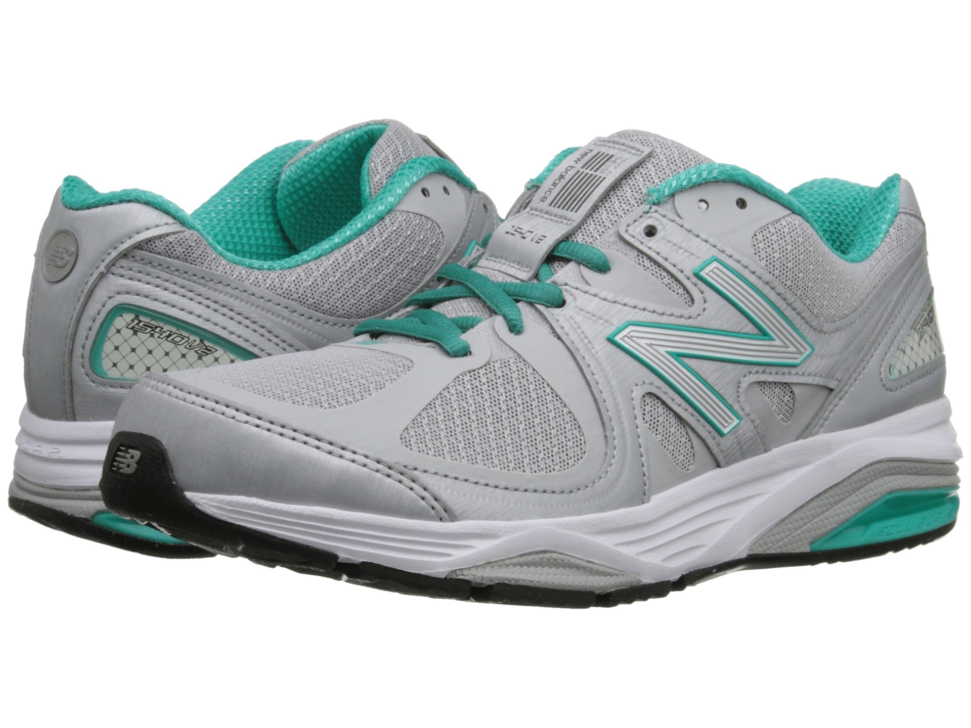 Womens New Balance High Arch Running Shoes