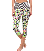 Spanx Active - Compression Knee Pant, Print Mix