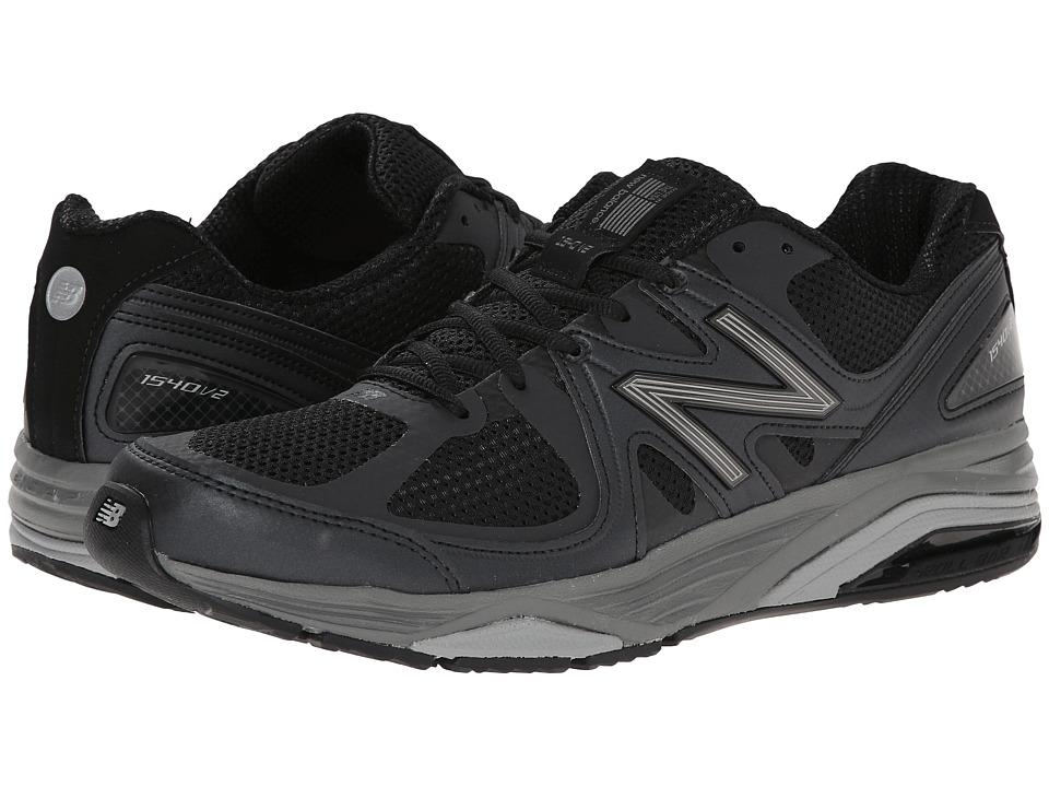 New Balance M1540v2 (Black) Men's Running Shoes