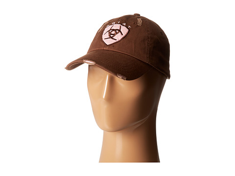 Ariat Ariat Shield Baseball Cap - Brown