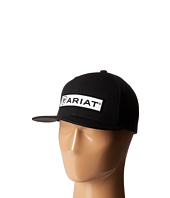 Ariat - Flat Bill Snap Back Baseball Cap
