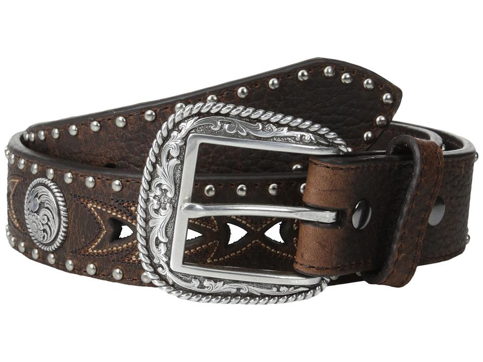 Ariat - Arrow Pierced Concho Belt