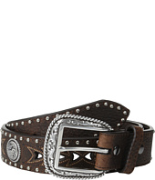 Ariat - Arrow Pierced Concho Belt