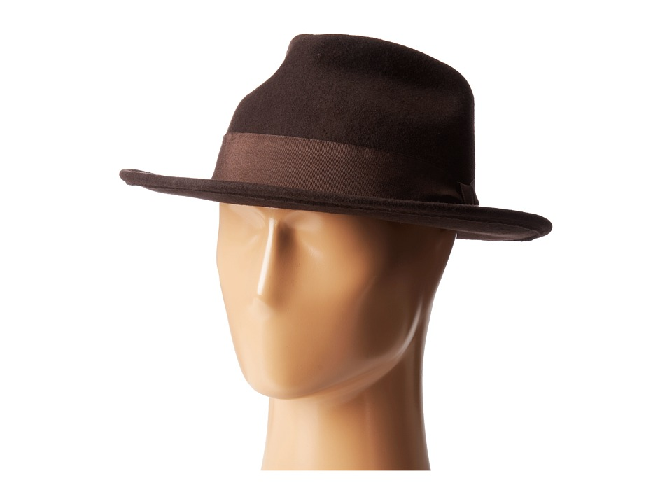 Goorin Brothers - The Francis F (Brown) Caps