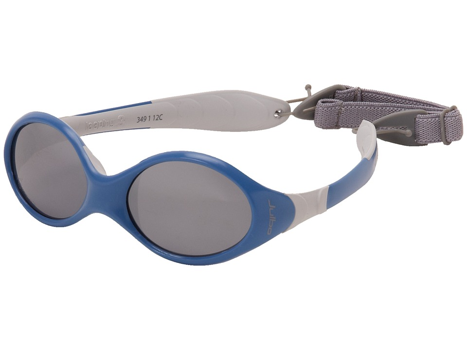 Julbo Eyewear Looping 3 Kids Sunglasses Blue/Grey With Spectron 4 Baby Lenses Blue/Grey Fashion Sunglasses