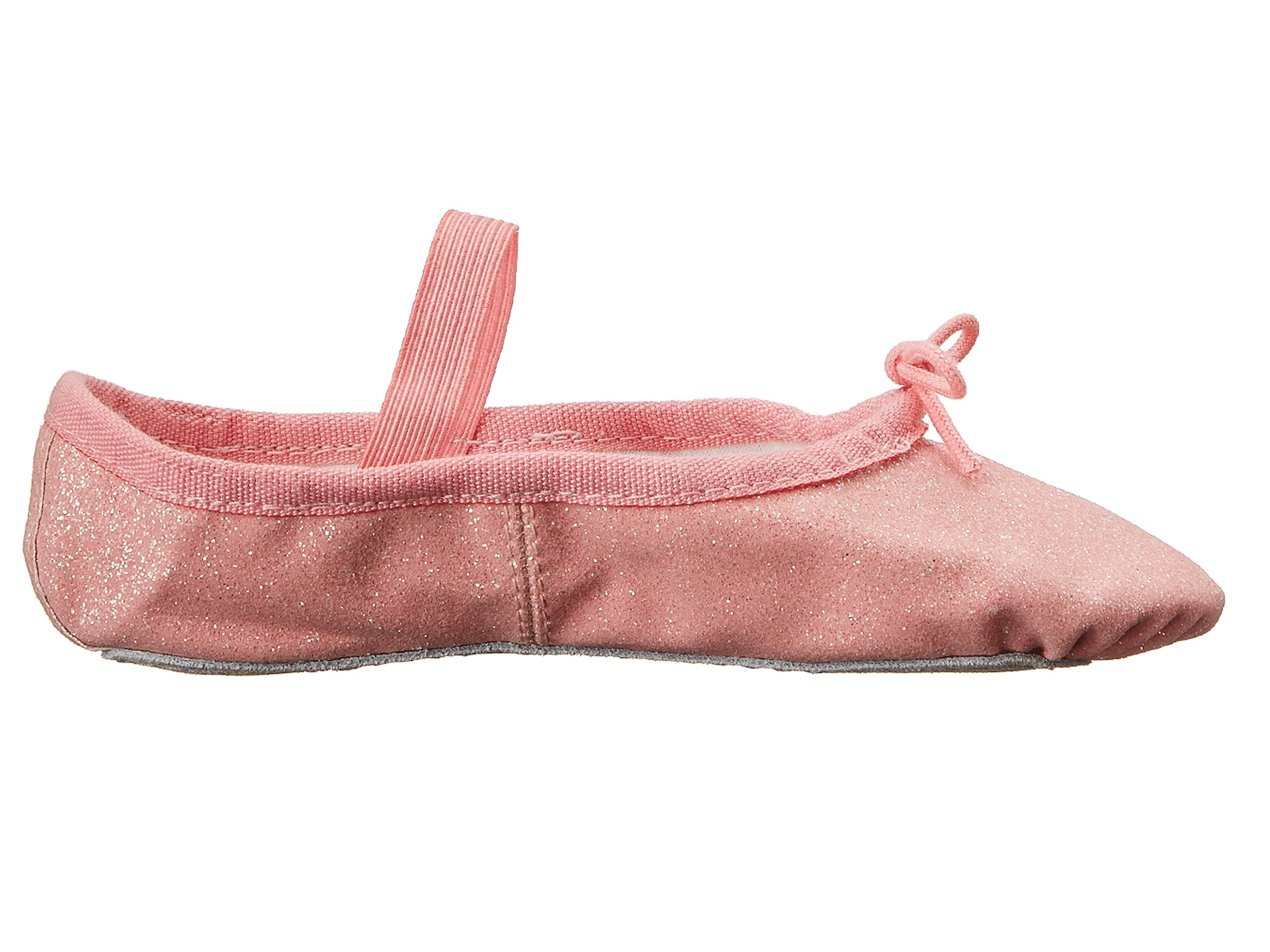 Bloch Kids Glitter Dust Ballet Slipper Toddler Little Kid
