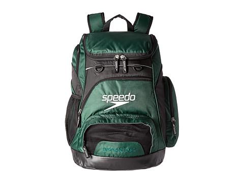 Speedo Teamster Backpack 35L - Hunter Green/Black