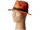 Grace Hats Clutch Hat (Orange)