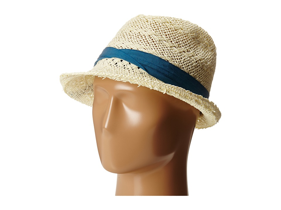Grace Hats Asymmetry Hat Free Ivory Fedora Hats