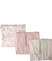 aden + anais - Silky Soft Swaddle 3-Pack