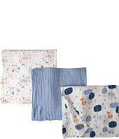 aden + anais - Organic Swaddle 3-Pack
