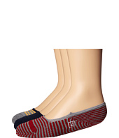 Sperry Top-Sider - Stripe Skimmer Liner 3-Pair Pack (Big Kid)