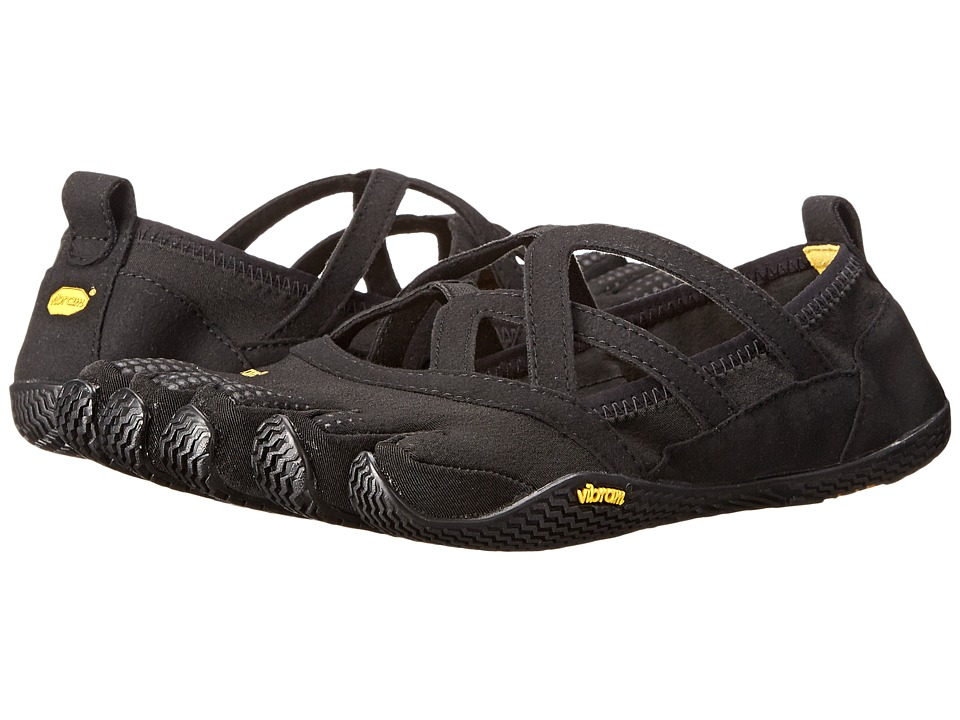 Vibram FiveFingers Alitza Loop Black Womens Shoes