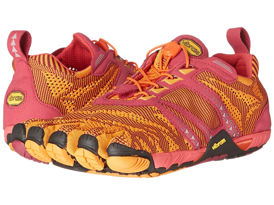 Vibram FiveFingers KMD EVO Red/Orange/Black Womens Shoes