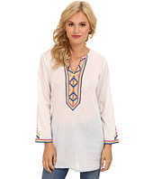 KAS New York - Petula Emb Cut Tunic