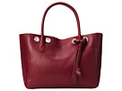 Cole Haan Rigby Small Tote (Windsor Red/Blazer Blue)