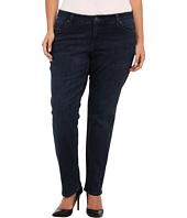 KUT from the Kloth - Plus Size Stevie Straight Leg in Progressive