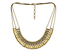 Lucky Brand - Textured Metal Necklace