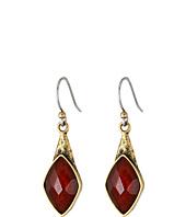 Lucky Brand - Set Stone Drop Earring