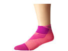 Nike Elite Run Lightweight Quarter (Pink Pow/Fuchsia Flash/Pink Pow)