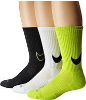 Nike - Dri-FIT Cotton Swoosh Crew 3-Pair Pack
