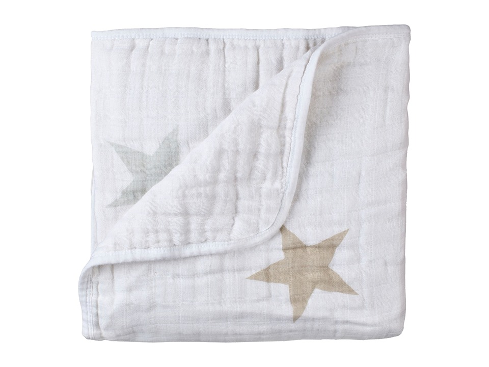 aden anais Classic Dream Blanket Super Star Scout Fawn Star Sheets Bedding