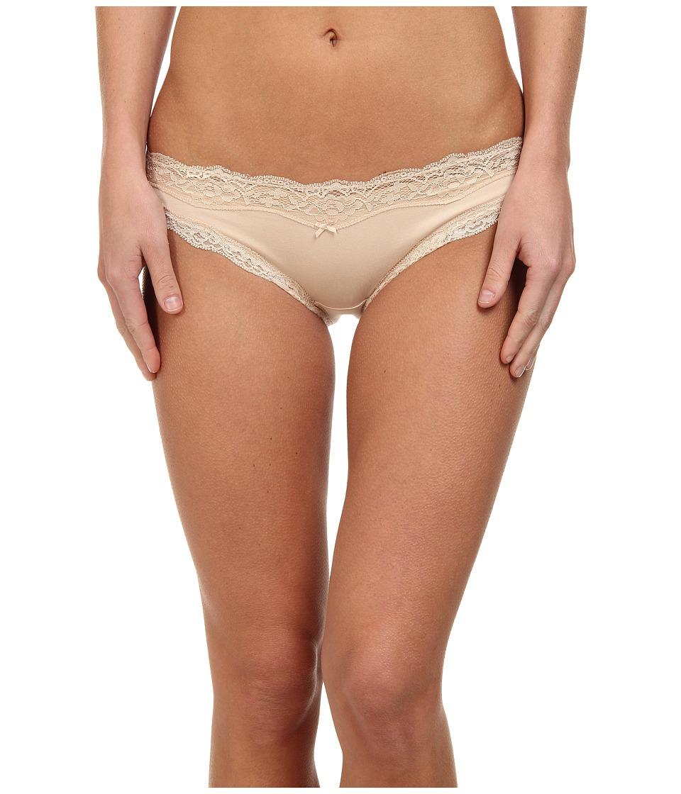 DKNY Intimates Downtown Cotton Bikini Pretty Nude Womens Underwear