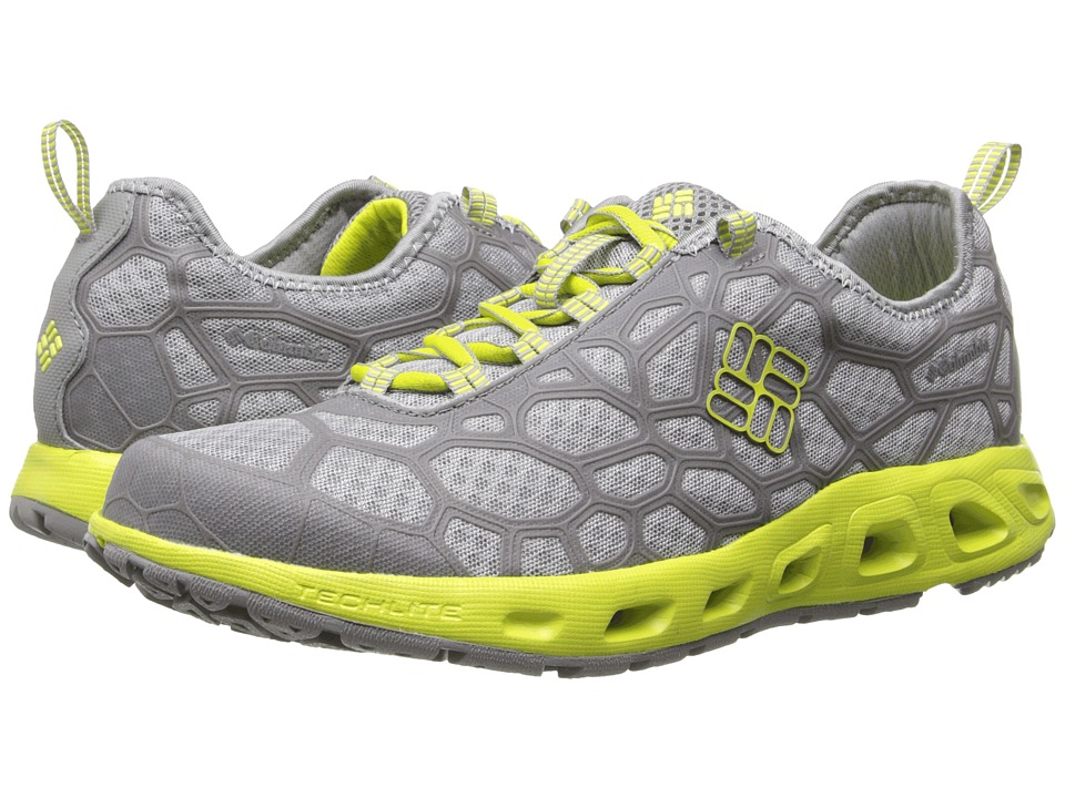 Columbia - Megavent (Columbia Grey/Chartreuse) Men's Shoes