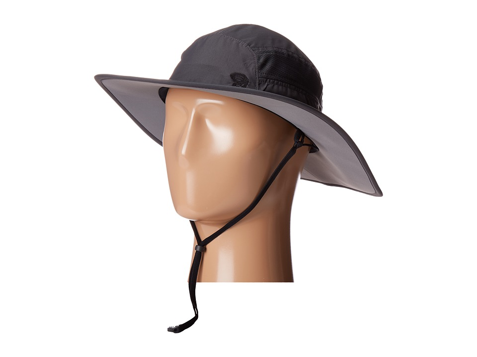 Mountain Hardwear - Canyontm Wide Brim Hat (Shark) Safari Hats