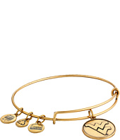 Alex and Ani - West Virginia University® Logo Charm Bangle