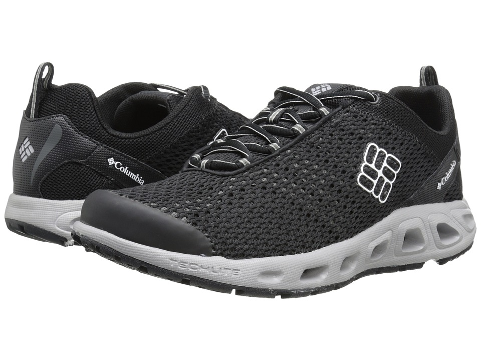 Columbia - Drainmaker III (Black/Columbia Grey) Men's Shoes