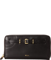 LAUREN by Ralph Lauren - Lauren Zip Wallet