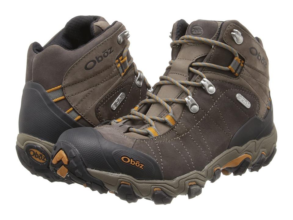 Oboz Bridger BDRY Sudan Mens Hiking Boots