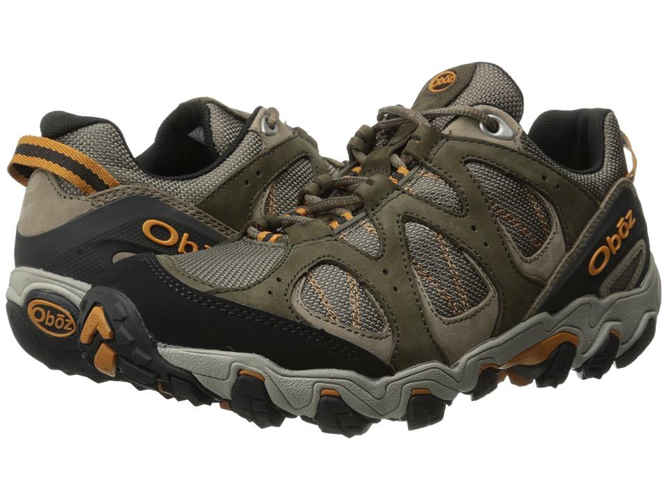 Oboz Rimrock Low Sudan Mens Shoes
