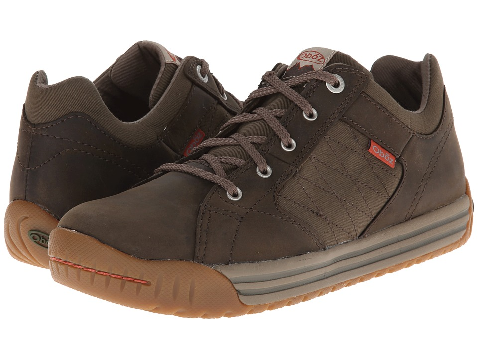 Oboz - Mendenhall Low (Tarmac) Mens Shoes