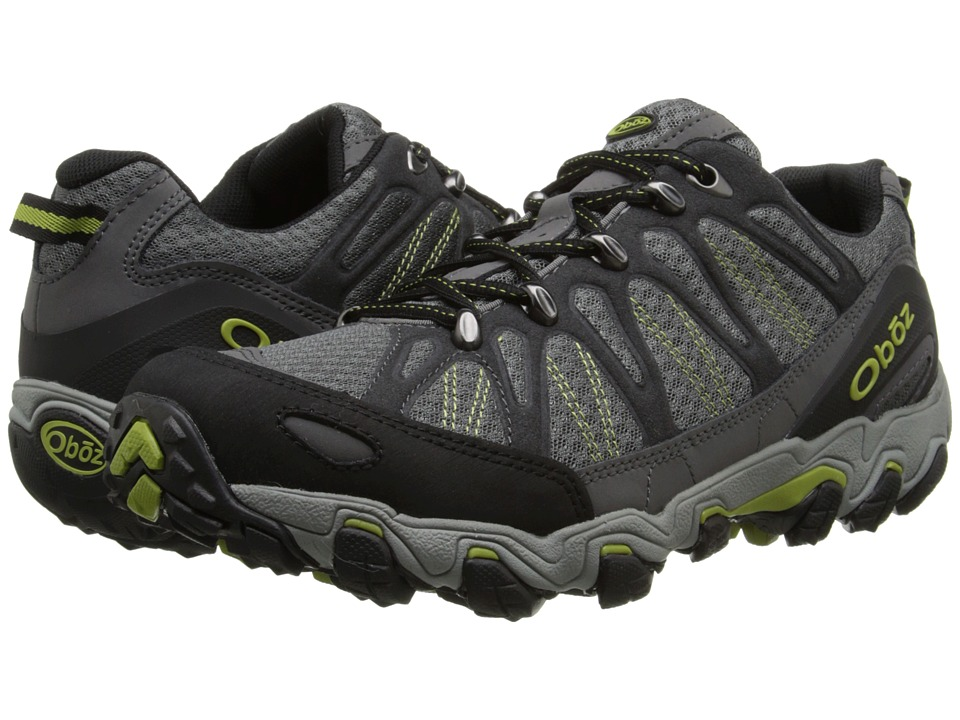 Oboz - Traverse Low (Dark Shadow) Mens Shoes