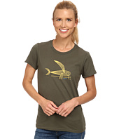 Patagonia - Deconstructed Flying Fish Cotton T-Shirt