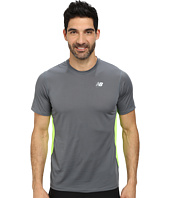 New Balance - Speed Short Sleeve Run Top