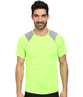 New Balance - Go Run Short Sleeve Top