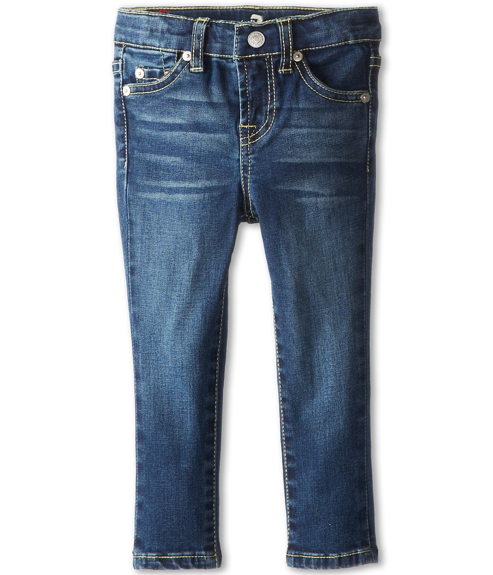 7 For All Mankind Kids - Skinny Jean in Nouveau New York Dark