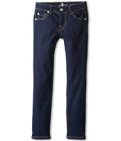 7 For All Mankind Kids - Skinny Jean in Rinsed Indigo (Big Kids)