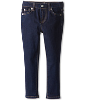 7 For All Mankind Kids - Skinny Jean in Rinsed Indigo (Toddler)