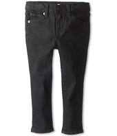 7 For All Mankind Kids - Skinny Jean in Black Black (Toddler)