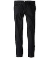 7 For All Mankind Kids - Skinny Jean in Black Black (Big Kids)