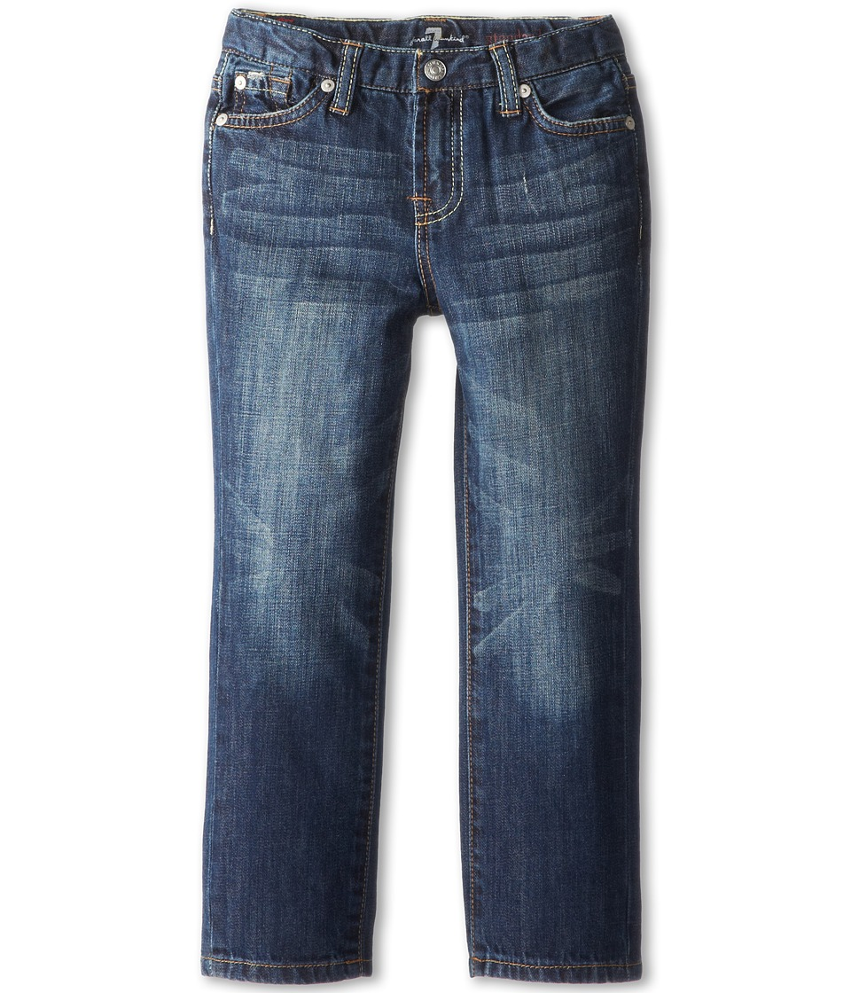7 For All Mankind Kids - Standard Jean in New York Dark